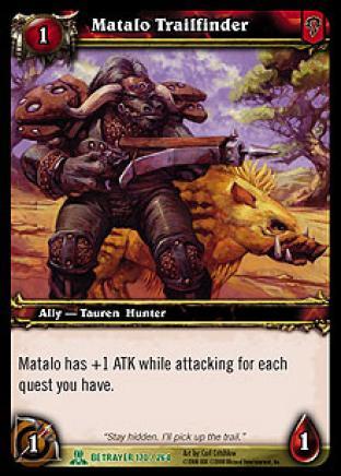 Matalo Trailfinder