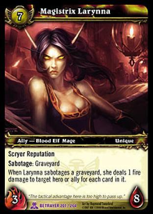 Magistrix Larynna