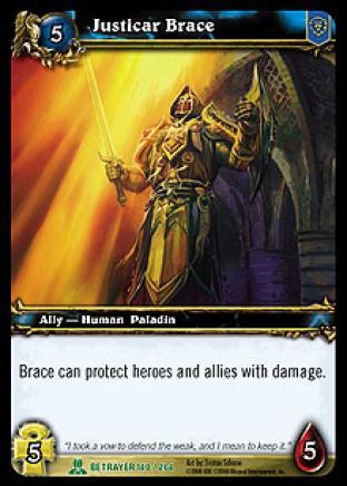 Justicar Brace