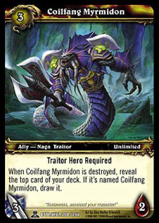 Coilfang Myrmidon