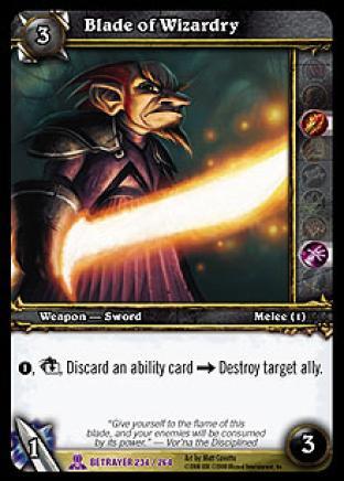 Blade of Wizardry