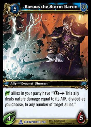 Barous the Storm Baron