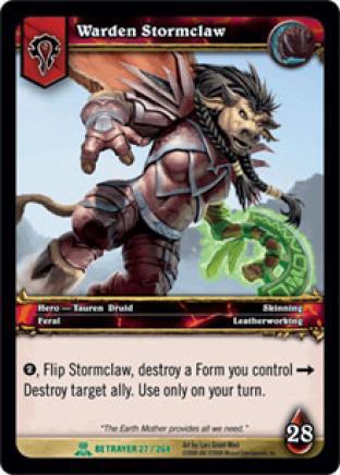 Warden Stormclaw