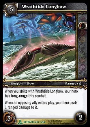 Wrathtide Longbow