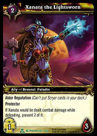 Xanata the Lightsworn