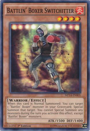 Battlin' Boxer Switchitter