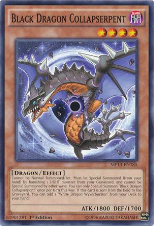 Black Dragon Collapserpent