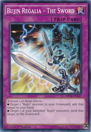 Bujin Regalia - The Sword