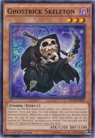 Ghostrick Skeleton
