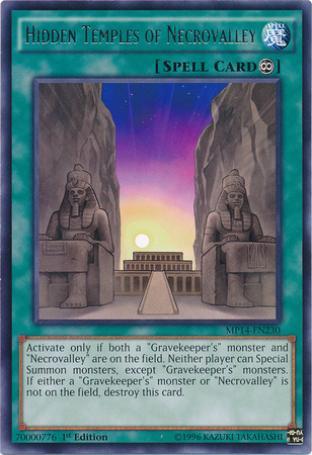 Hidden Temples of Necrovalley