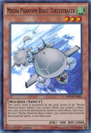 Mecha Phantom Beast Turtletracer