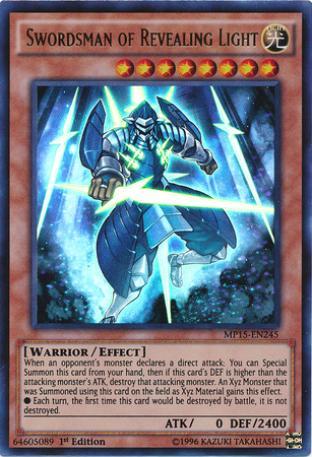 Swordsman of Revealing Light