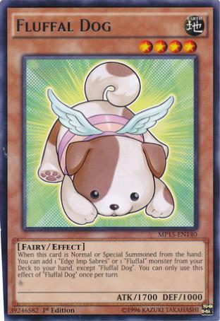 Fluffal Dog