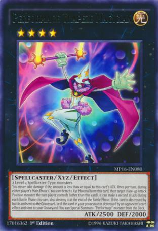 Performage Trapeze Magician