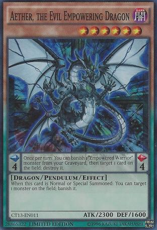 Aether The Evil Empowering Dragon