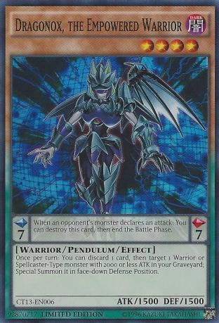 Dragonox the Empowered Warrior