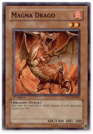 Magna Drago