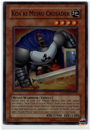 Koa'ki Meiru Crusader