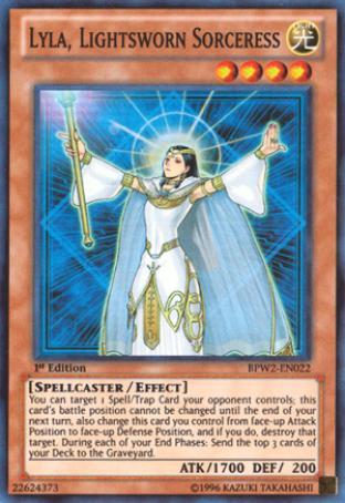 Lyla, Lightsworn Sorceress