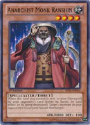 Anarchist Monk Ranshin