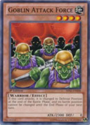 Goblin Attack Force