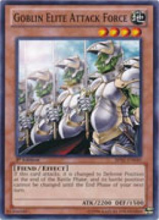 Goblin Elite Attack Force