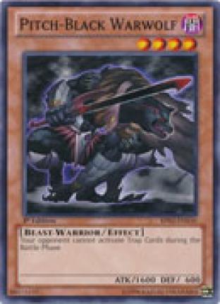 Pitch-Black Warwolf