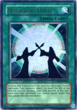 Magicians Unite