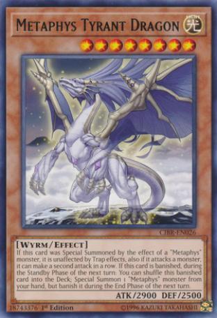Metaphys Tyrant Dragon