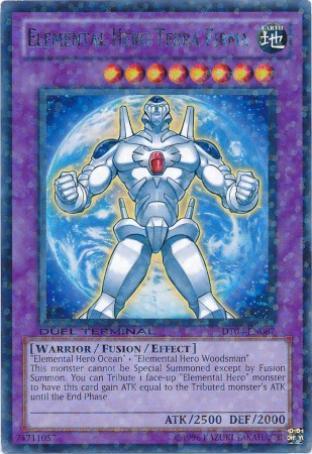 Elemental Hero Terra Firma