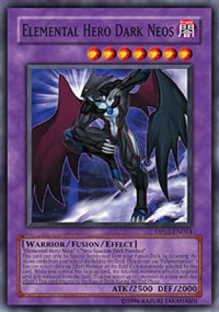 Elemental Hero Dark Neos