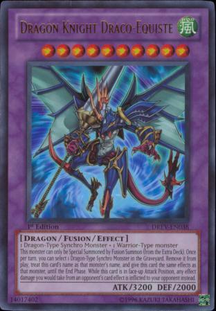 Dragon Knight Draco-Equiste
