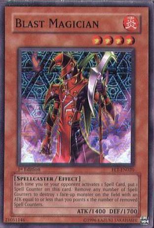 Blast Magician