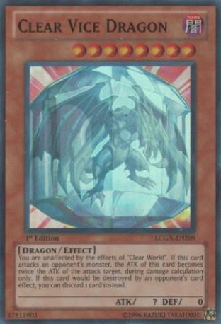 Clear Vice Dragon