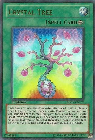 Crystal Tree