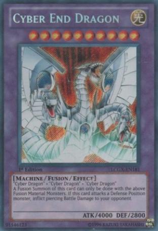 Cyber End Dragon