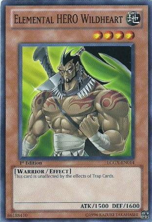 Elemental HERO Wildheart