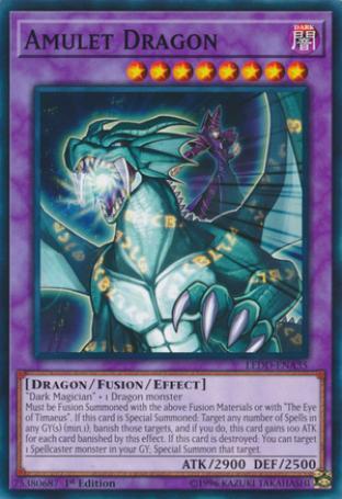 Amulet Dragon