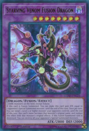 Starving Venom Fusion Dragon