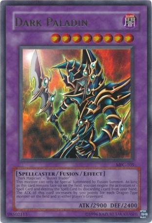 Dark Paladin (Profile Art)