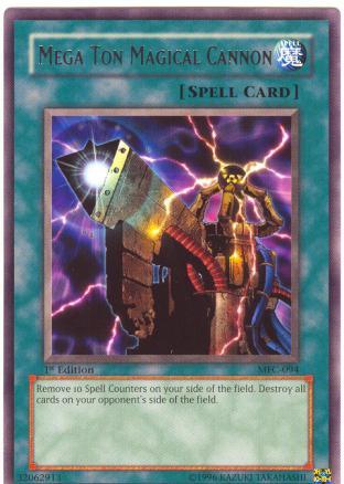 Mega Ton Magical Cannon