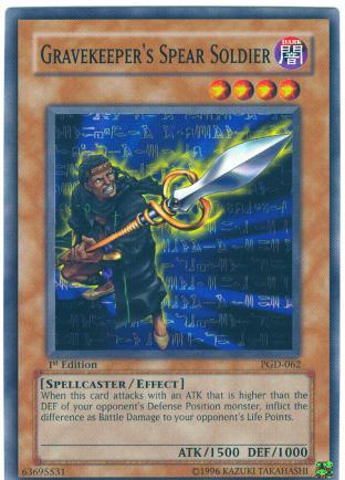 Gravekeeper's Spear Soldier