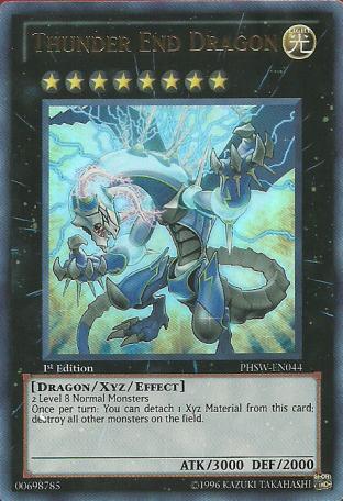 Thunder End Dragon