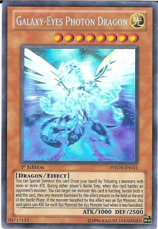 Galaxy-Eyes Photon Dragon Ghost Rare