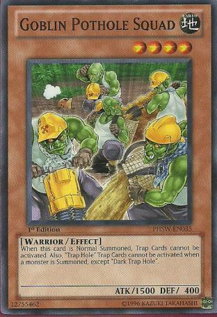Goblin Pothole Squad