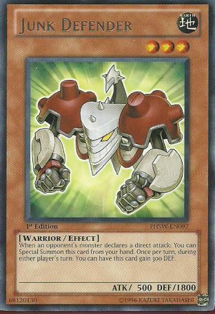 Junk Defender