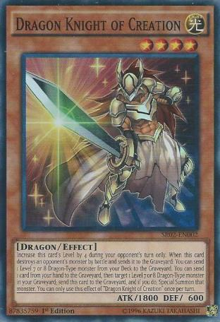 Dragon Knight of Creation