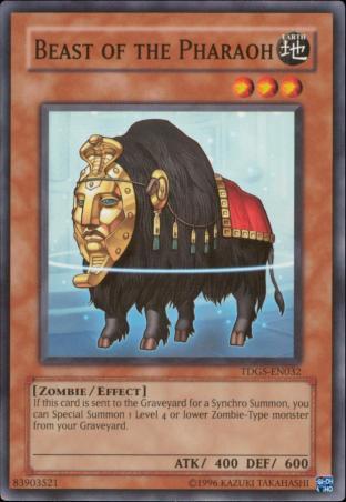 Beast of the Pharaoh