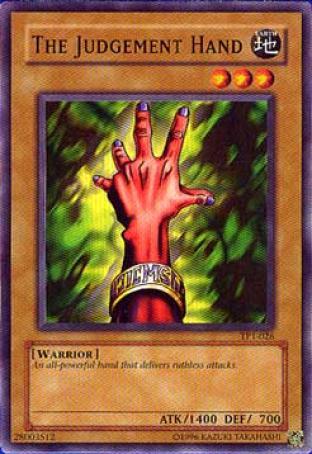 The Judgement Hand