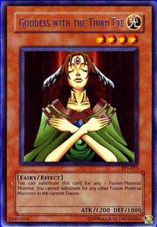 Goddess with the Third Eye